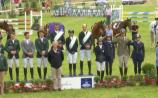 Irish team secures runner-up finish in Waterford leg of FEI Eventing Nations Cup