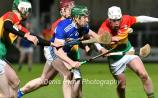 Laois withstand Carlow comeback to ensure Division 1 status