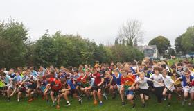 GALLERY: Over 1,000 children take part at annual Carlow Primary Schools Cross Country event