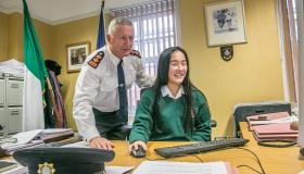 GALLERY: Students from St Leo's Secondary School in Carlow take over 10 top jobs in county