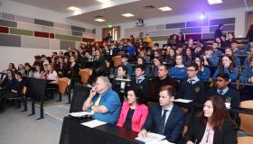 Countdown to Croke Park kicks off for Carlow's most enterprising students