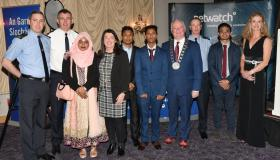GALLERY: Rohingya refugee - who was resettled in Carlow - wins at Garda Youth Awards