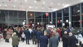 GALLERY: Fantastic turnout for launch of Carlow Nissan at Wexford Road Business Park