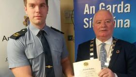 'No doubt about it, you saved his life,' Gardaí in Carlow honoured for their brave work