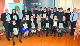 GALLERY: Kilkenny/Carlow Garda District Youth Awards 2020