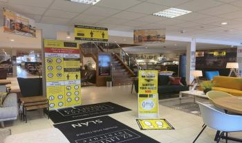 EZ Living Furniture Chief of Operations Kevin O'Neill reflects on the steps taken to open all 14 stores nationwide