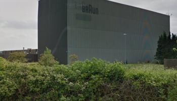 The old Braun site in Carlow
