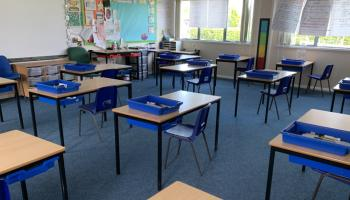 Almost 100 school outbreaks of Covid-19 reported over past week