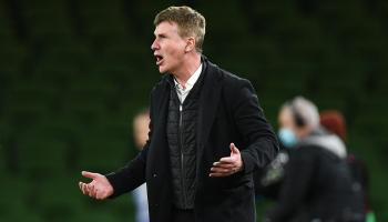 Bookies report big gamble on surprise candidate for Ireland manager's job