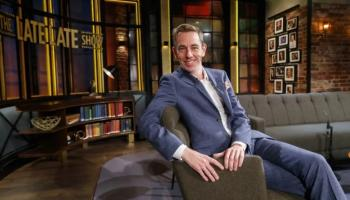 Guests revealed for this week's Late Late Show on RTE One