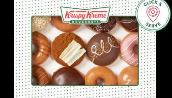 Pic: Krispy Kreme