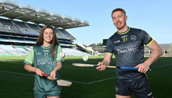 Carlow youngsters chase John West Féile Croke Park dream