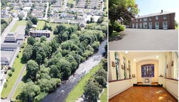 Fancy owning your own chapel? Former riverside monastery up for sale