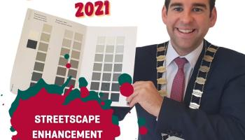Four Carlow towns to share in €220,000 Streetscape Enhancement scheme