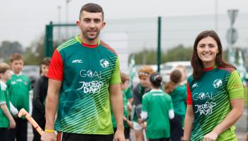 GOAL appeal to people to show their true colours by getting their kit on for Jersey Day