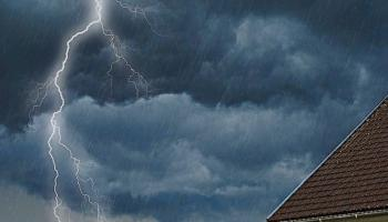 Mild weather for the weekend but thunderstorms could be on the way
