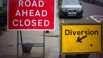 Diversions in place in Carlow