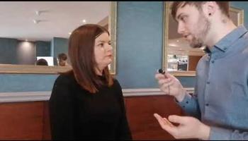 WATCH: Carlow/Kilkenny Sinn Féin candidate Kathleen Funchion says people voted for change