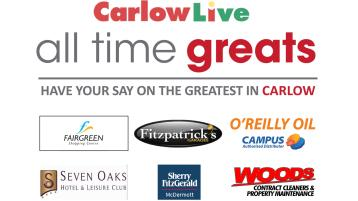 Carlow All Time Great Round of Sixteen Poll #8: Turlough O'Brien versus Frank O'Meara