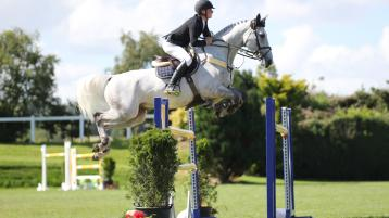 Stunning performance from Carlow rider at Wexford event