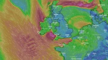 WATCH: Storm Alex to bring wet and windy weather across Ireland