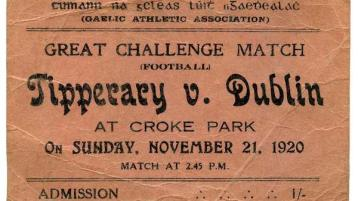 Watch: The GAA remembers Bloody Sunday 100 years on