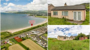 PROPERTY WATCH: Fancy owning your own beachside chalet? Here's your chance for only €80,000