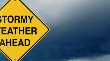 Warning to motorists as weather warnings come into effect