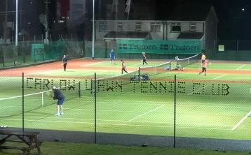 Carlow Lawn Tennis Club tenders contract for massive lighting upgrades at facility