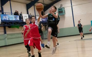 Portlaoise Panthers boys record big away win over Carlow B.C.