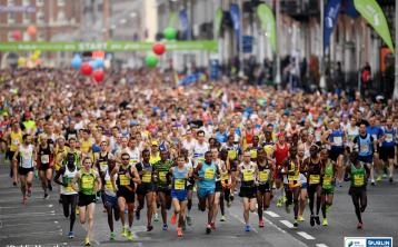 Dublin marathon cancelled
