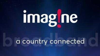 Imagine switches on high-capacity broadband transmission hub in Carlow
