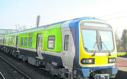 Muine Bheag (Bagenalstown) Co. Carlow - Irish Rail