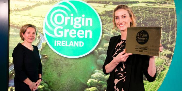 Carlow company achieves Origin Green Gold Membership