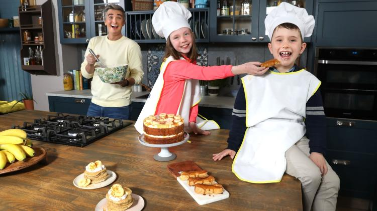 WATCH: Laois families! Join the search for Ireland's 'Best Banana Dessert' creation