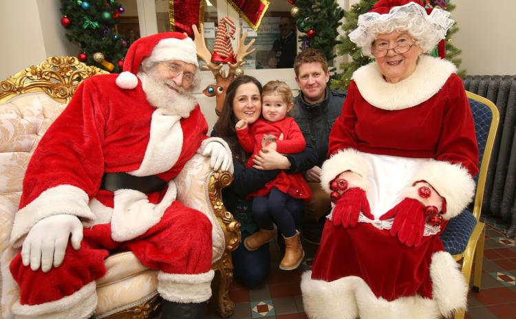 GALLERY: Christmas comes early as families flock to 'very successful' Carlow Christmas Market
