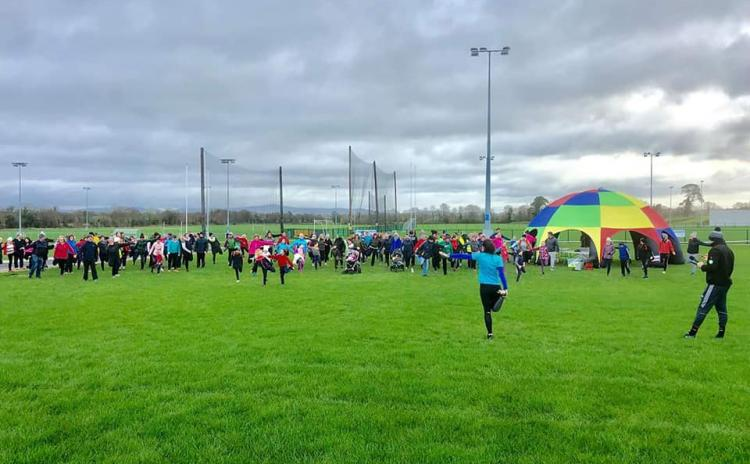 GALLERY: Hundreds take part in Carlow's Operation Transformation walk in Fenagh