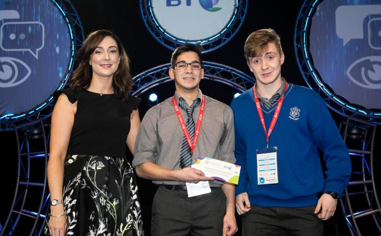 GALLERY: Carlow students shine bright at BT Young Scientist Exhibition in Dublin