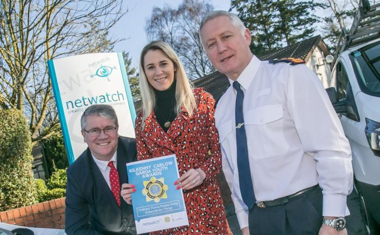 Kilkenny/Carlow Garda Divison praised for launch of inaugural Youth Awards