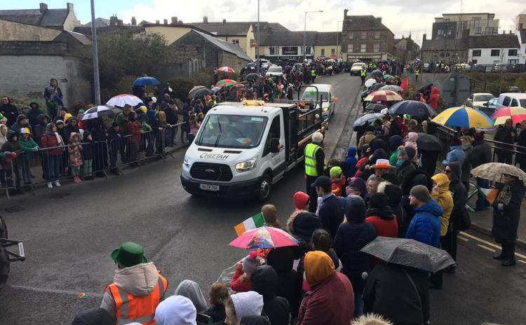 GALLERY: St Patrick's Day Parades a huge success as thousands turn out across county