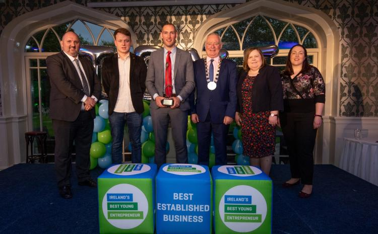 GALLERY: Great night for Carlow at Ireland's Best Young Entrepreneur Regional Finals