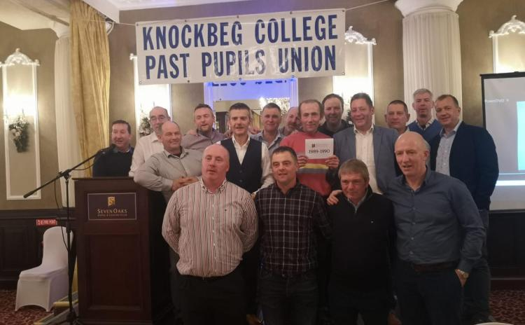 GALLERY: Knockbeg College past pupils' reunion held at the Seven Oaks Hotel in Carlow