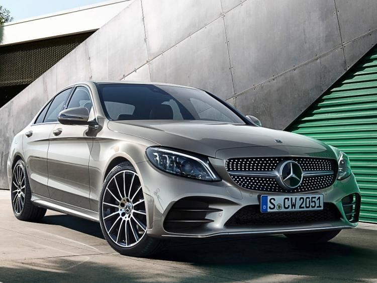 The Latest Mercedes Benz C Class Is On The Way Carlow Live