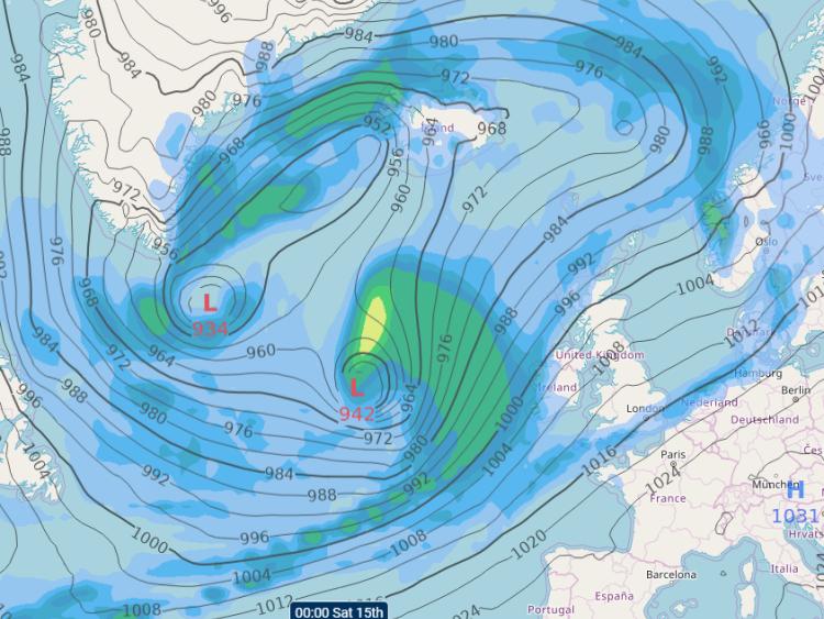 Flood warnings in Carlow & Kilkenny as Storm Dennis arrives